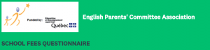English Parents Committee - School Fees Survery (2017-11-27)