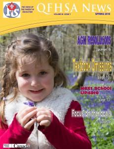 QFHSA NEWS 2018-03_180315_QFHSA Newsletter SPRING web4_p1