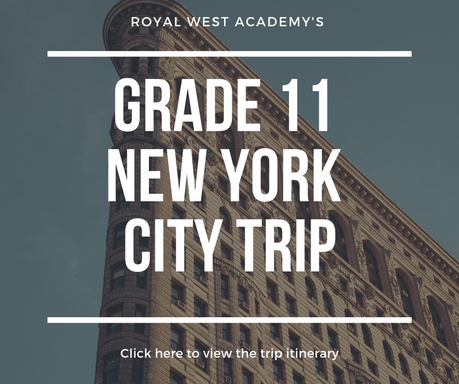 NYC trip 2019